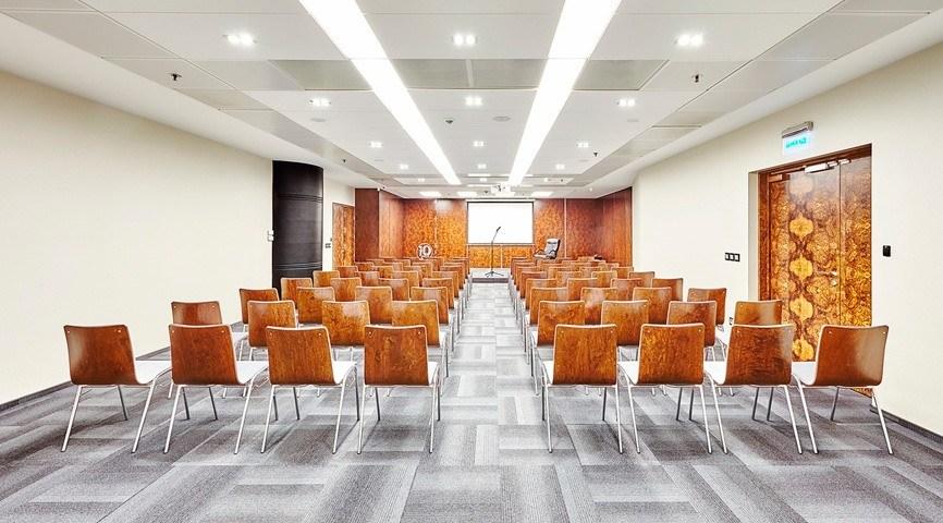 Просторный конференц-зал