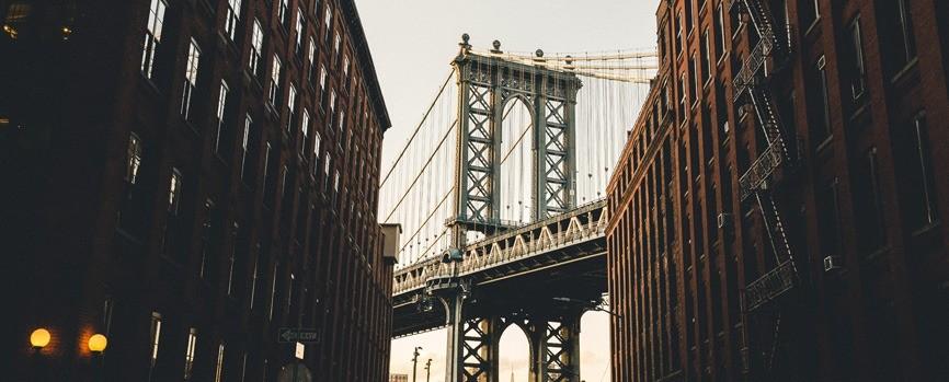 Мост Нью Йорк