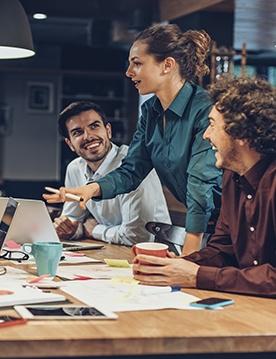 Как провести эффективную деловую встречу