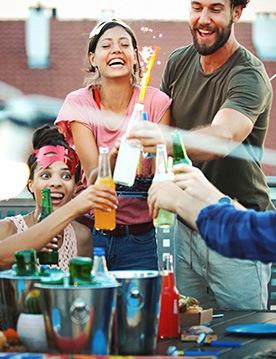 Когда можно будет устраивать вечеринки и дни рождения?